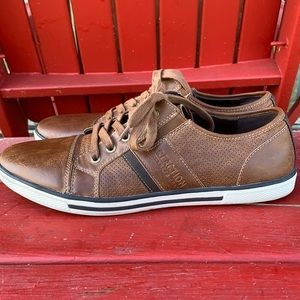 Kenneth Cole reaction leather shoe Gently used